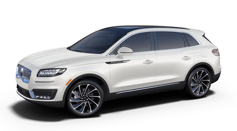New 2020 Lincoln Nautilus Reserve AWD in Baxter, MN